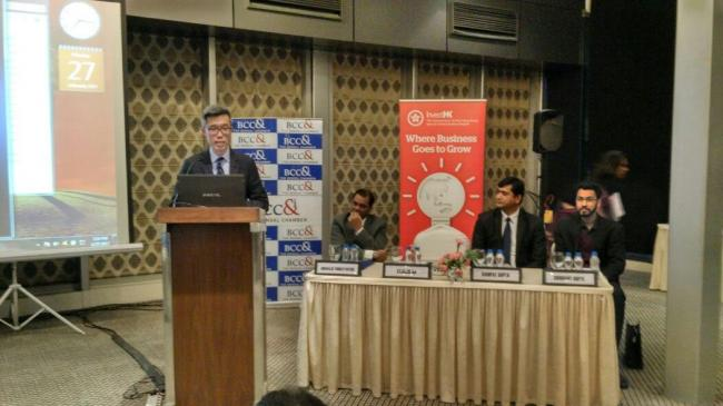 Hong Kong woos Indian investors with business-friendly benefits