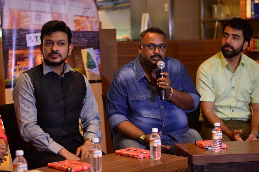 Abir Chatterjee, Bratya Basu launch Arindam Basu's Millennium Memories from Power Publishers Prime