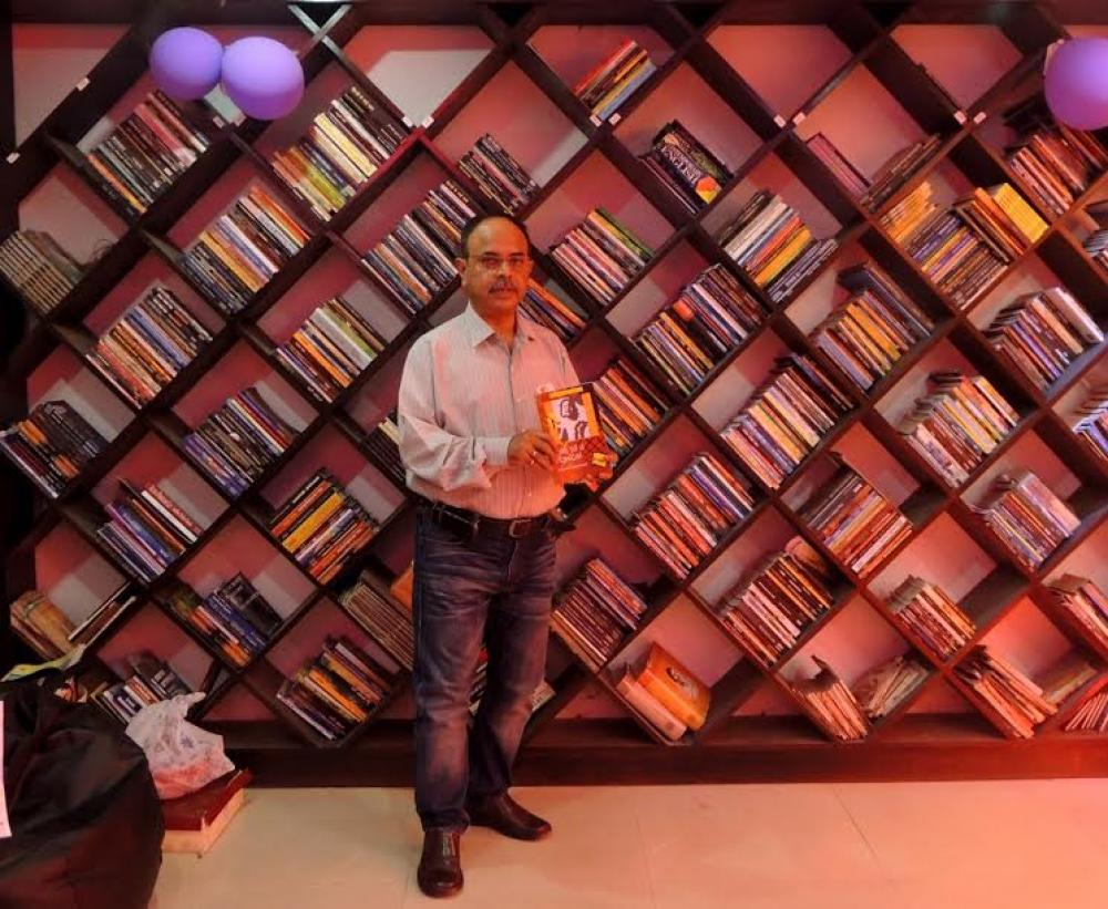 Life of a Rascal: An unconventional book penned by Indranil Majumdar