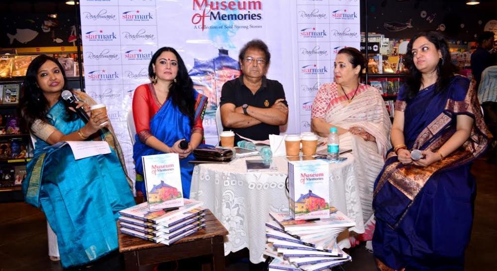 Journalist turned author Amrita Mukherjee releases her second book Museum of Memories