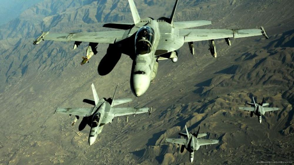 Seven Taliban militants killed in airstrikes in Afghanistan