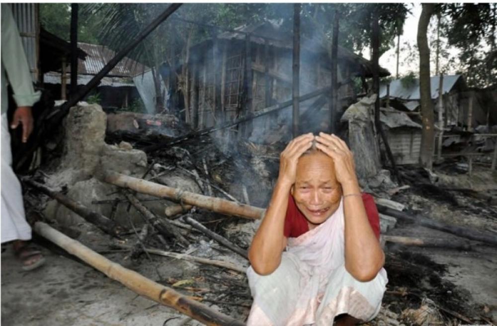 Hindu village attacked in Bangladesh, police pin blame on Jamaat-e-Islami