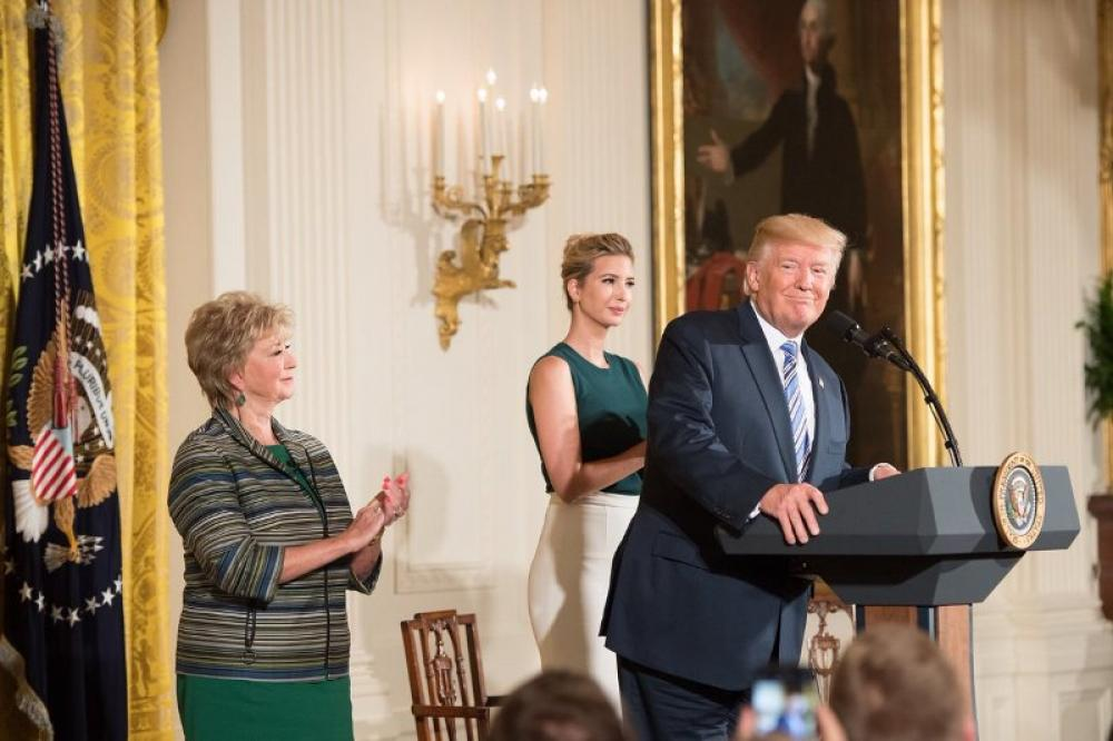 Sad to see history of our great country being ripped apart, says US President Trump on confederate statue removal