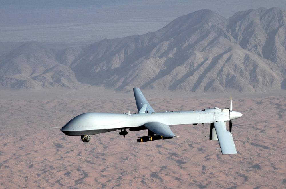 Afghanistan: US drone strike kills 2 Taliban leaders