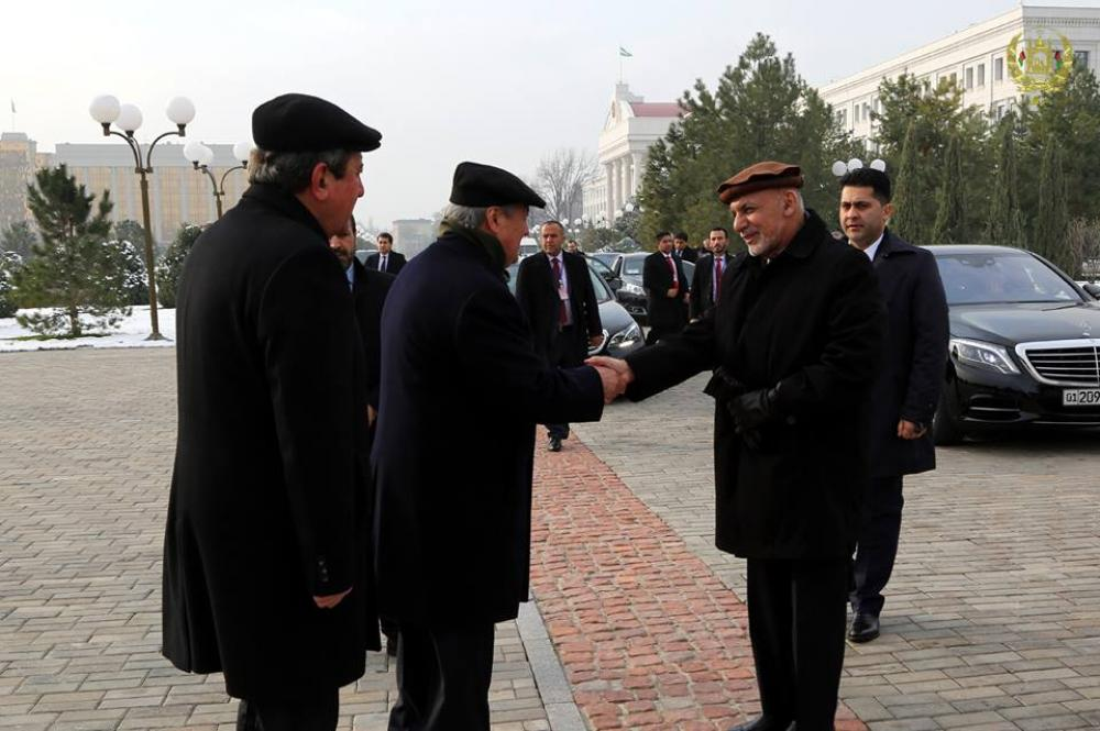 Afghanistan President Ashraf Ghani visits Uzbekistan to deepen ties between two nations