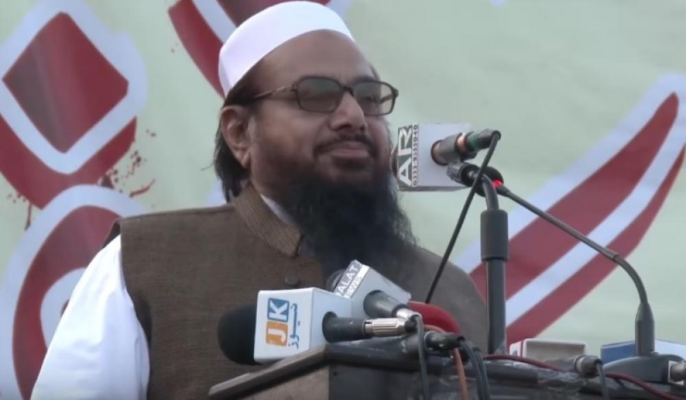 Hafiz Saeed-led JuD enters political space, launches Milli Muslim League Party