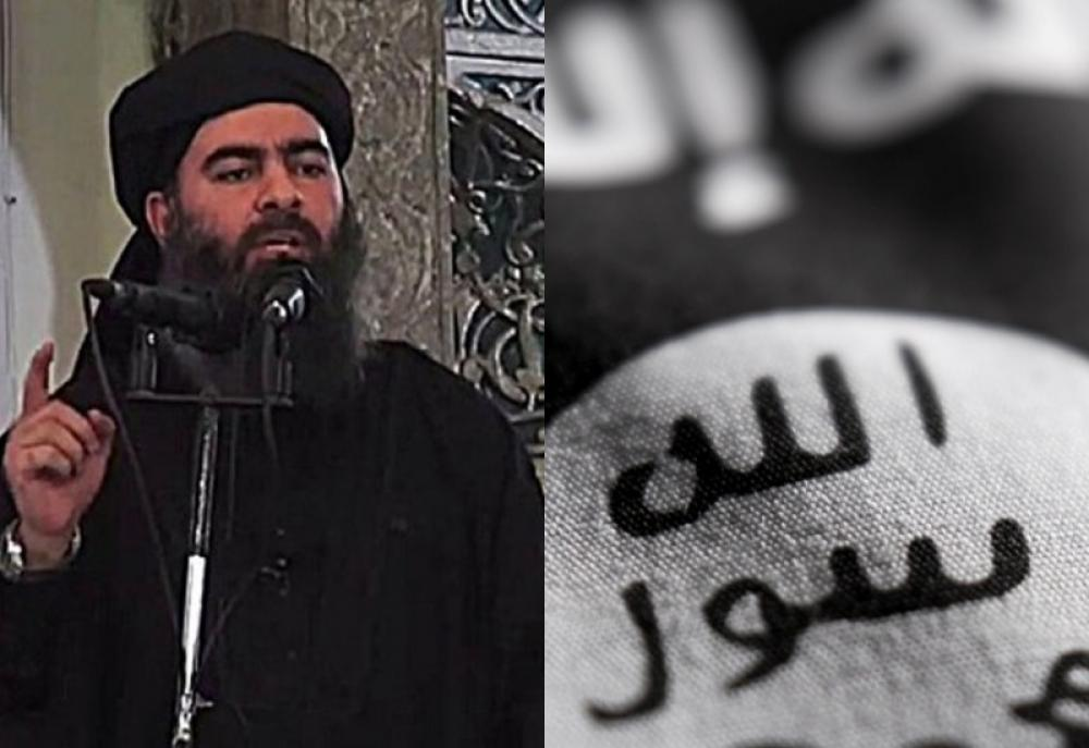 IS releases new tape of leader Baghdadi