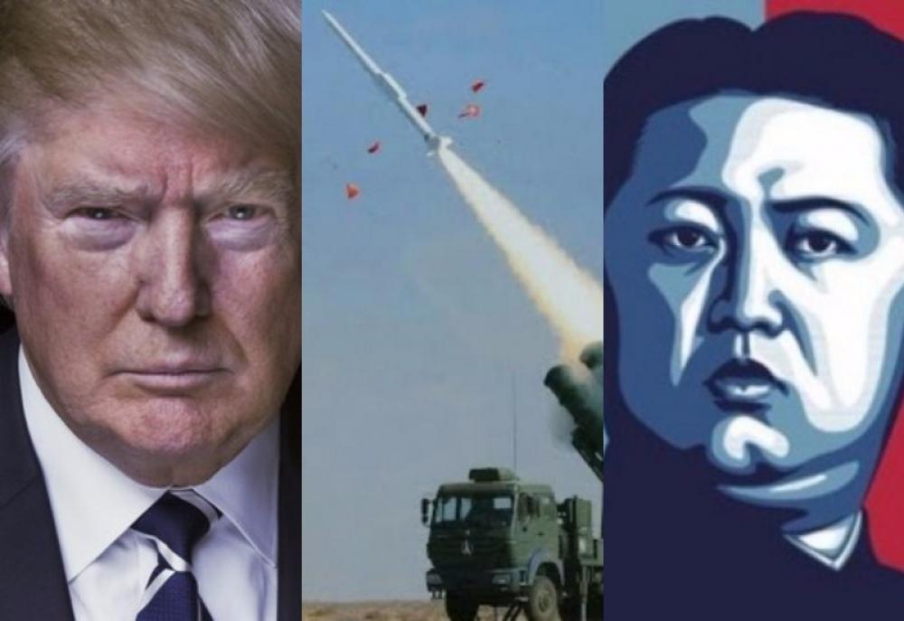 N Korea fires 'highest ever' ICBM, US on alert