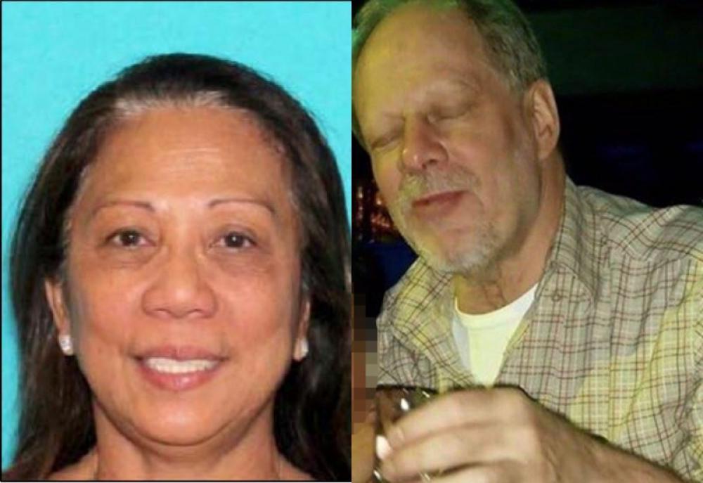 Had no idea, says Vegas shooter's partner