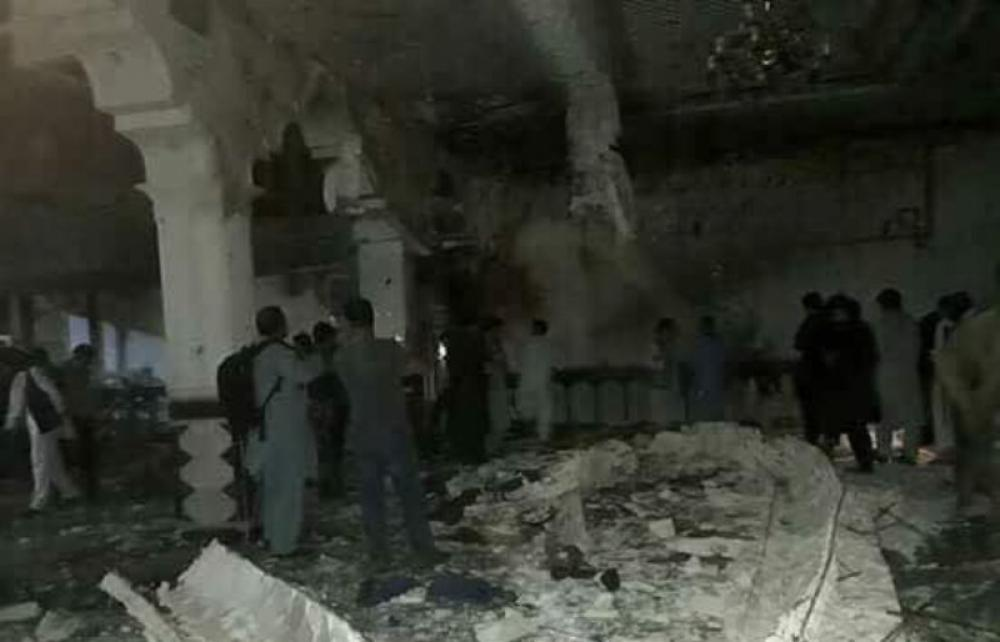 Herat mosque bombing: Taliban denies role, casualties climb to 93