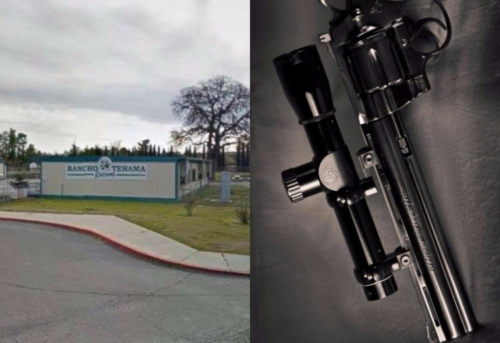 California: Gunman kills four before being shot down