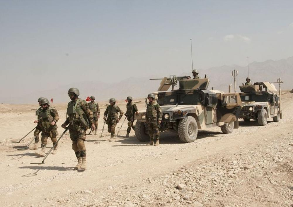 Afghanistan: Taliban attack kills 2 ANA soldiers