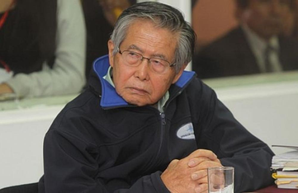 Peru's ex-President to be tried for 1992 farmer killings