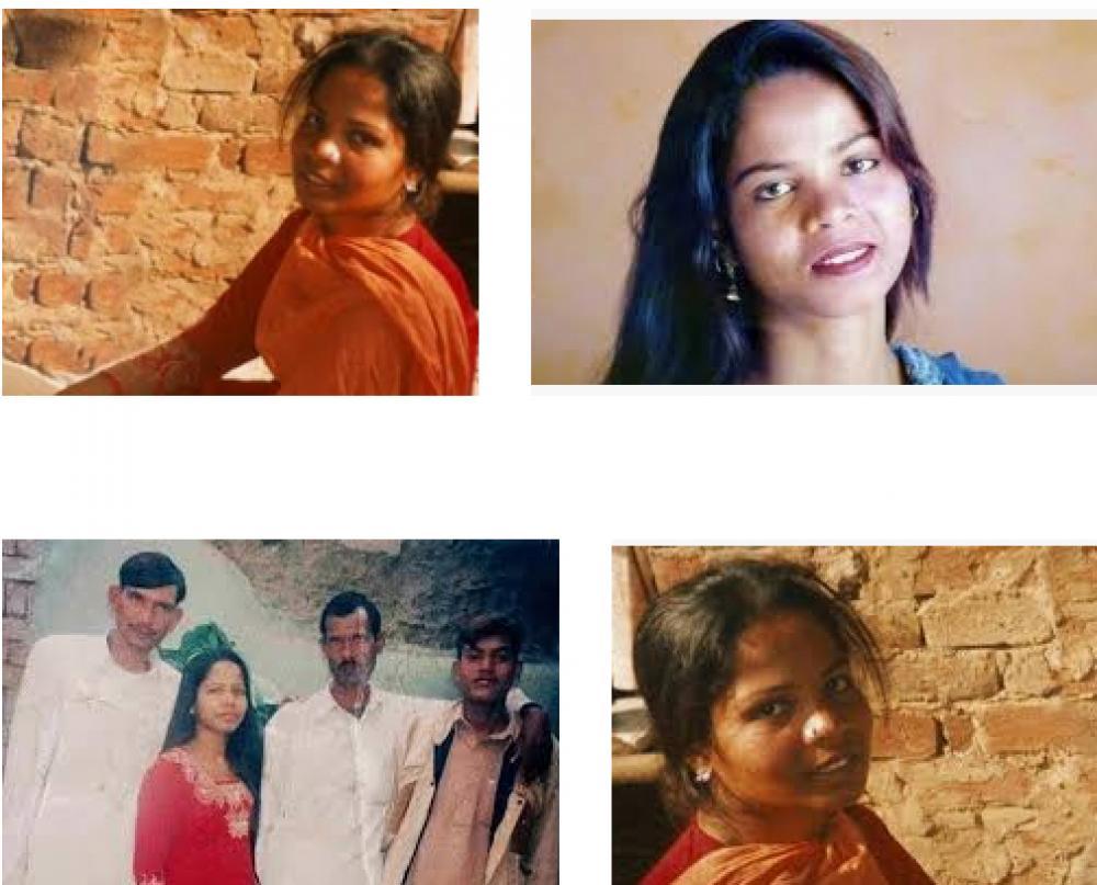 Pakistan: Asia Bibi freed from jail