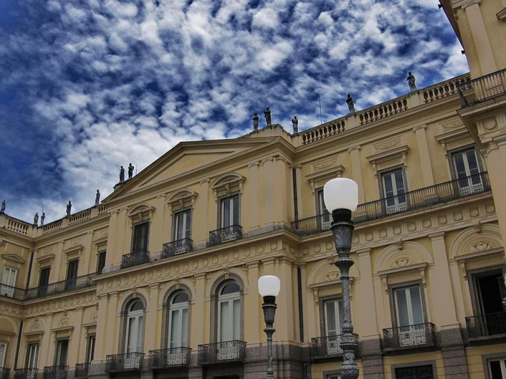 Funding cuts blamed behind Brazil National Museum fire