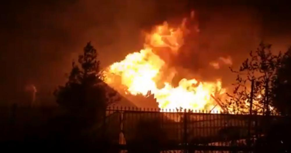 California wildfires: Death toll touches 25