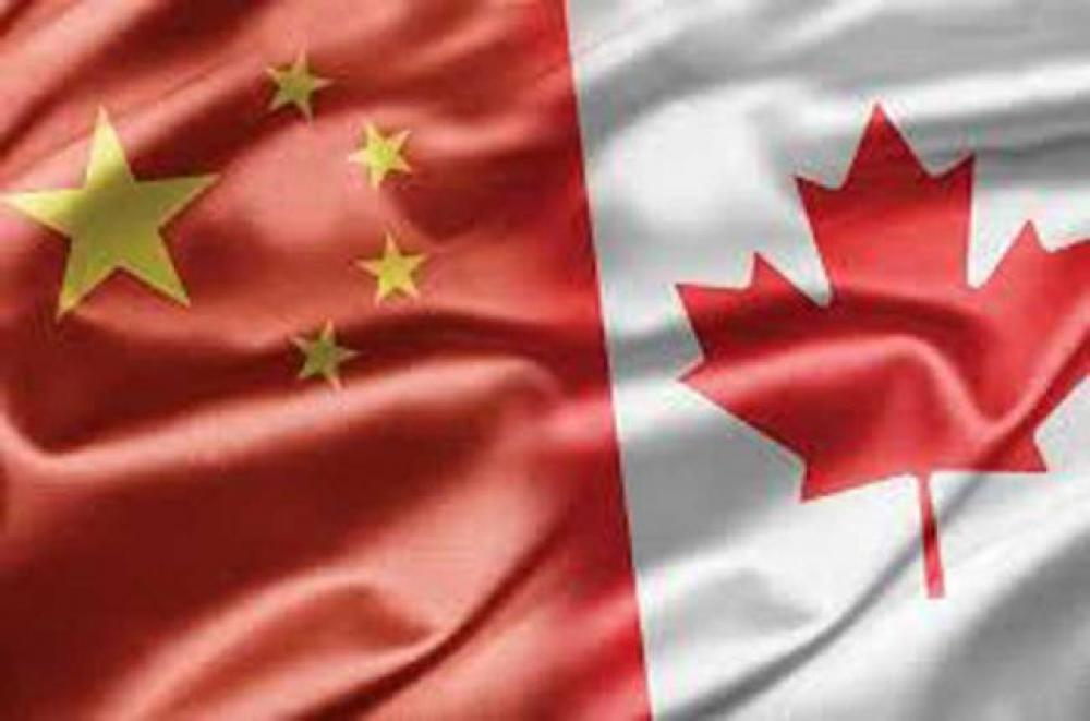 Ex-Canadian diplomat 'detained' in China