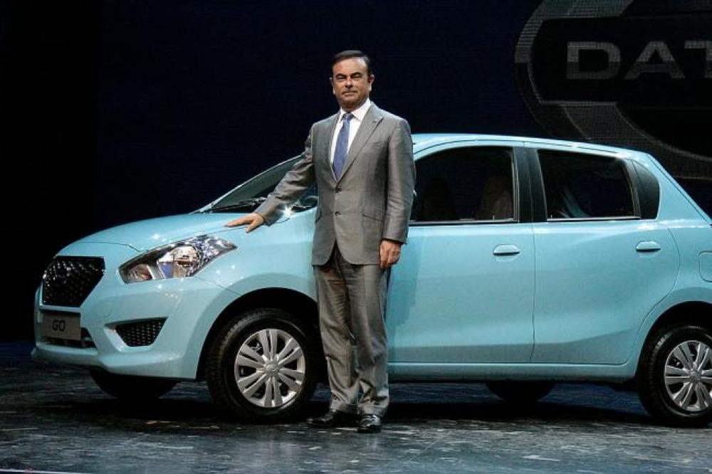 Nissan chairman Carlos Ghosn arrested over 'misconduct'