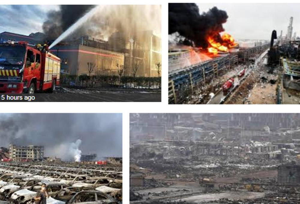 At least 19 killed, 31 injured in China chemical plant explosion