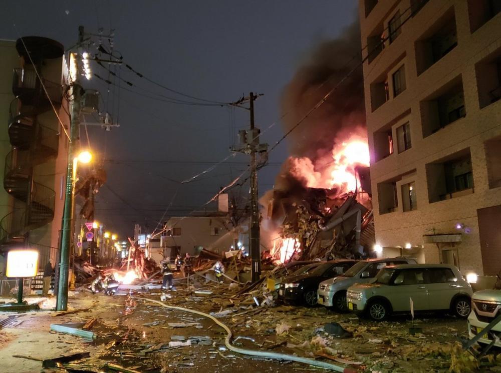 Japan: Explosion in restaurant leaves 41 hurt