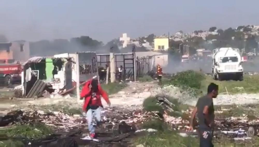 Mexico: Fireworks depot explosions kill 24