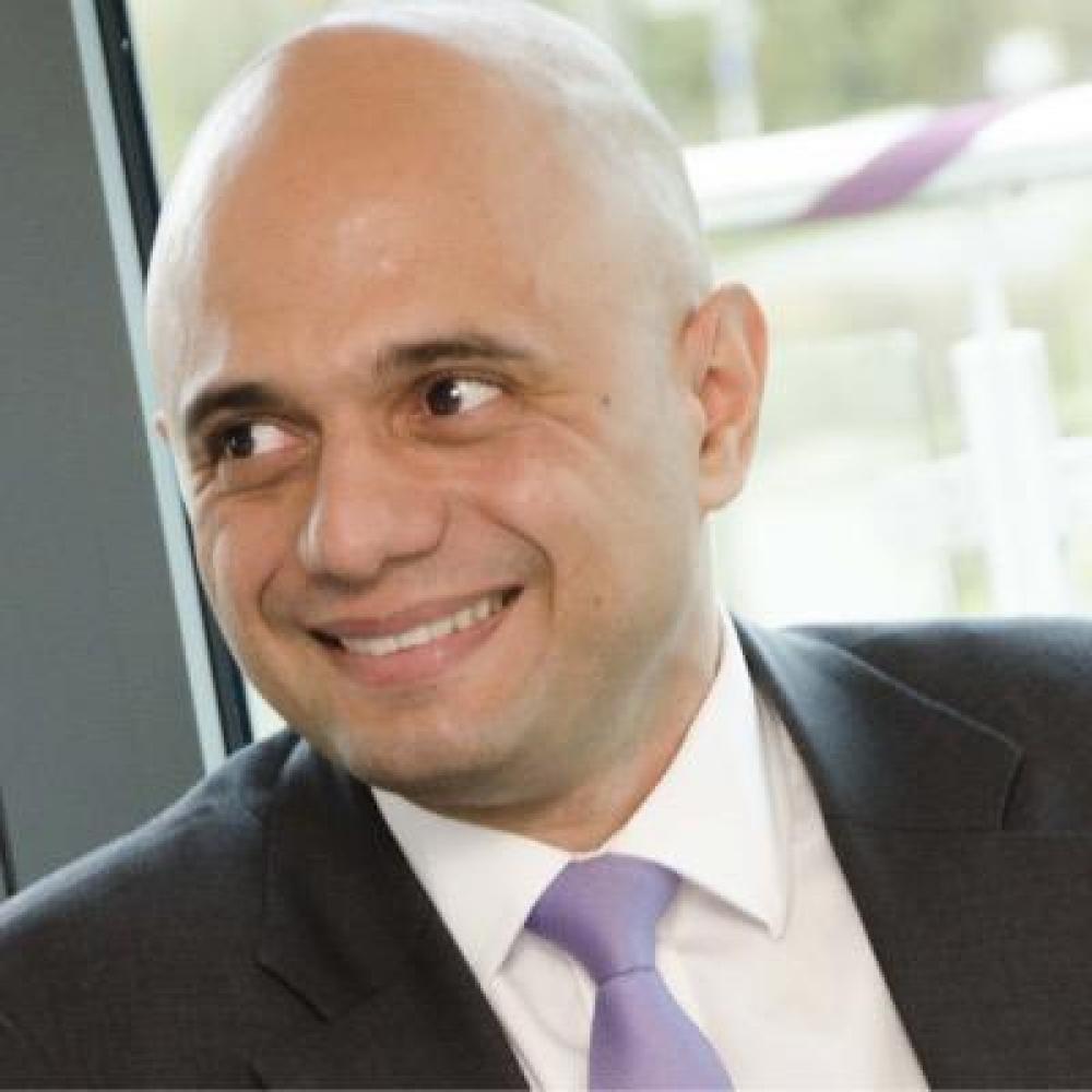 Sajid Javid appointed as Britain