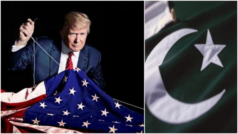 Pakistan doesn't do a damn thing for us: Donald Trump