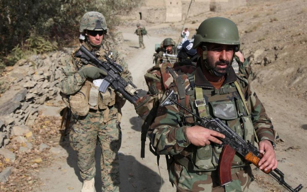 Afghanistan: At least 76 militants killed in anti-terrorism drive