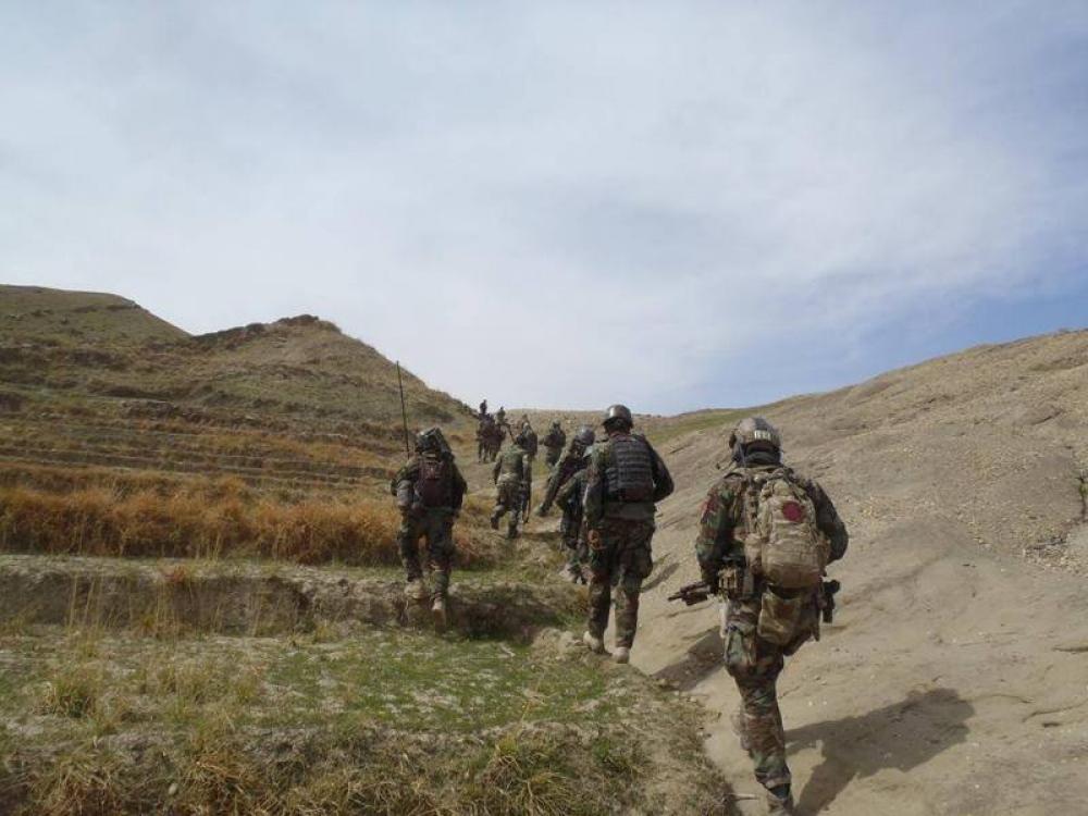 Paktia clash kills at least 21 Taliban militants