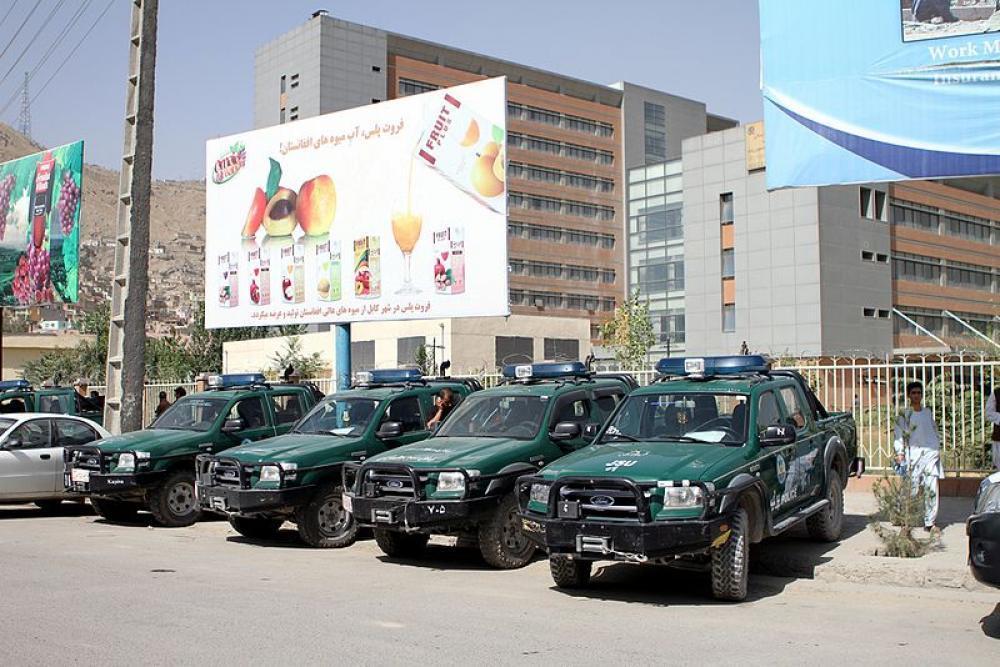 Afghanistan: Two blasts leave 6 cops hurt