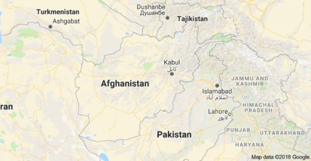 Afghanistan: Gunmen kill four border police officials, abduct 13 construction workers