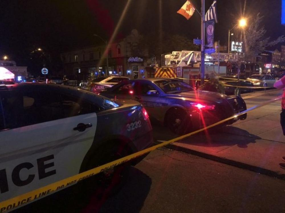 Canada: Two dead, 14 injured in Toronto shooting