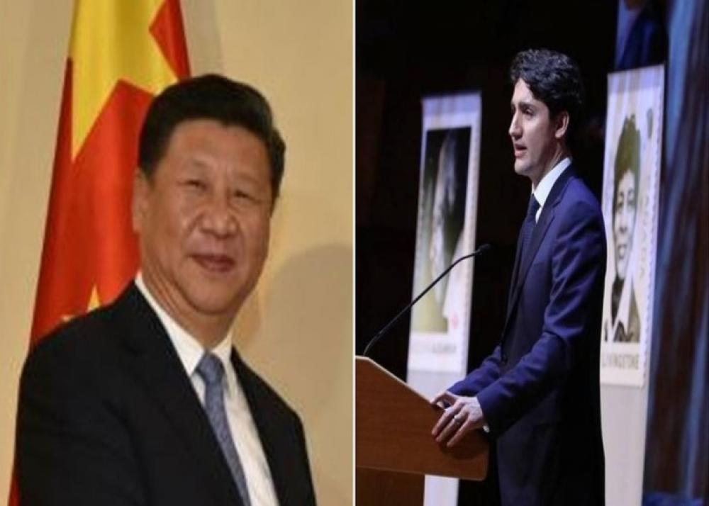 China detains third Canadian citizen, bilateral tension grows
