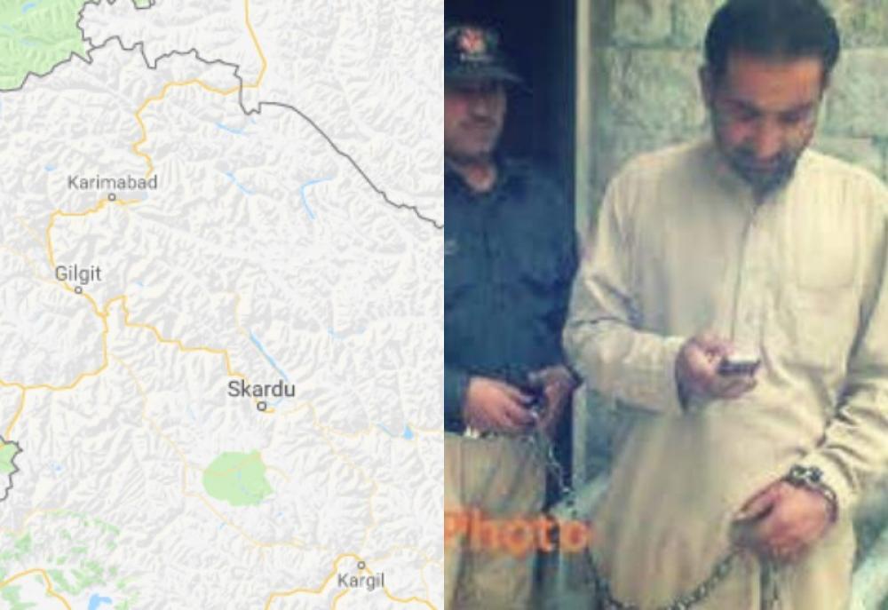 Pakistan: Student leader condemns arrest of Gilgit Baltistan politician Shehzad Agha