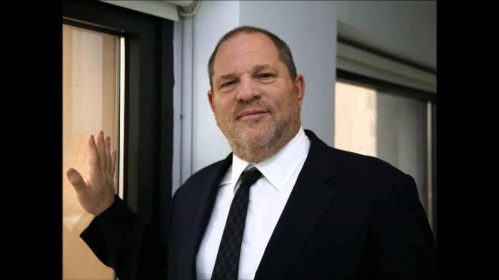 New York Attorney General sues Harvey Weinstein