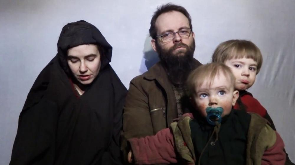 Joshua Boyle: Rescued from Taliban clutches, Canadian man faces multiple charges; Arrested