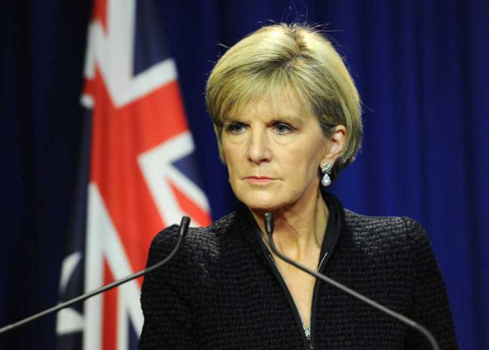 Kabul car bomb attack: Two Australian nationals wounded says Julie Bishop