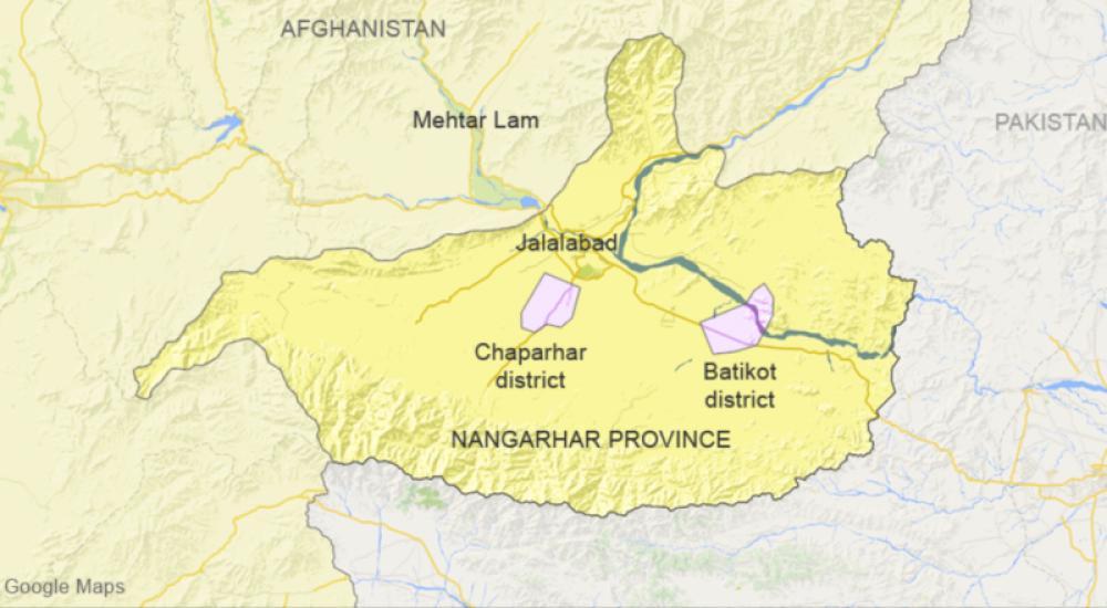 Nangarhar gunmen attack: 10 killed, 10 others injured