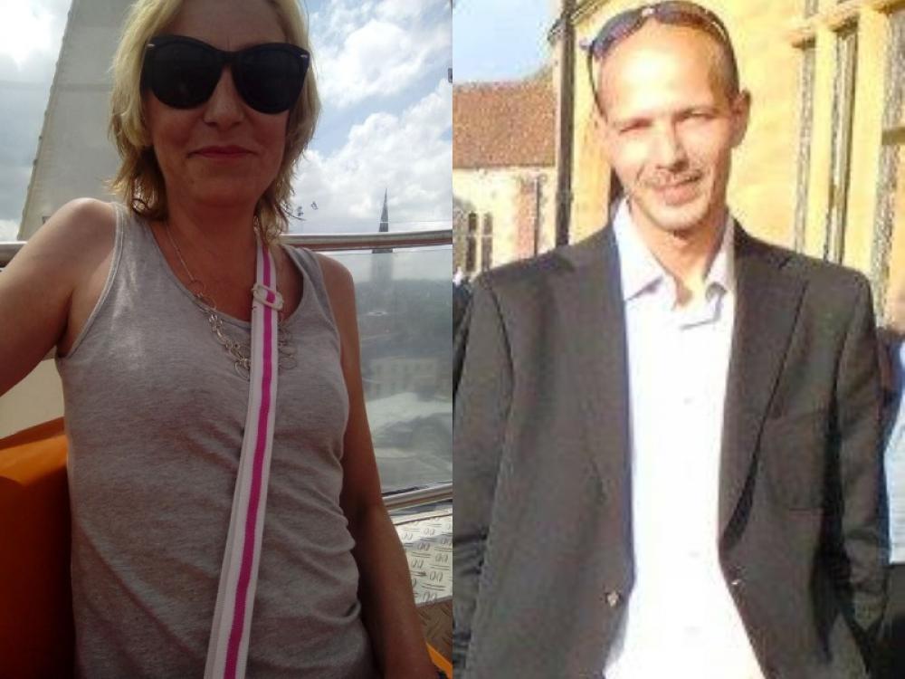 British couple in hospital after Novichok nerve agent poisoning