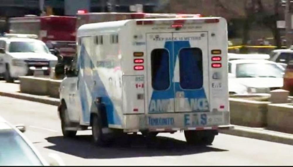 9 dead, 16 injured as van ploughs down pedestrians in Toronto