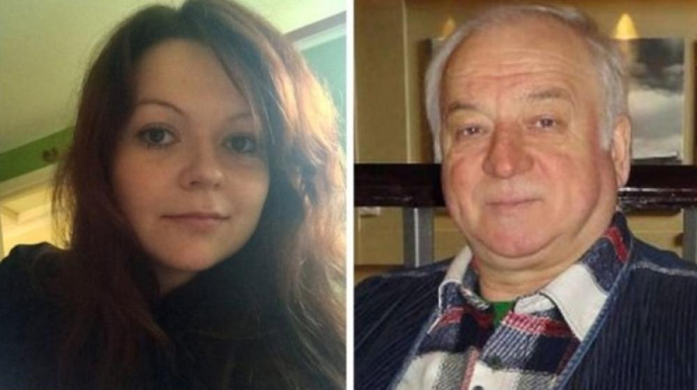 Yulia Skripal rejects Russian Embassy help