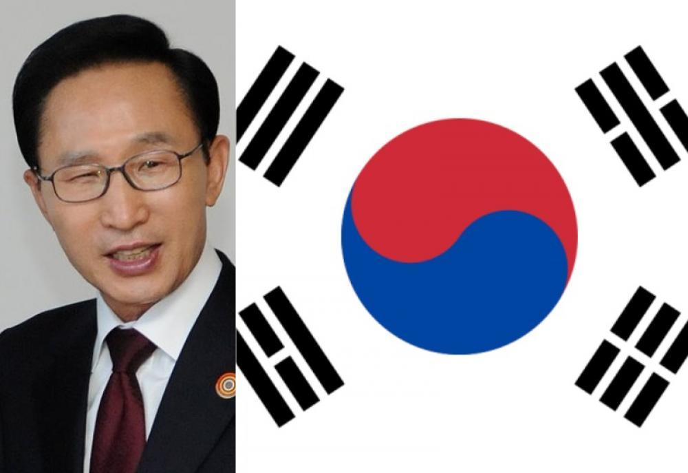Former South Korean President Lee Myung-bak arrested