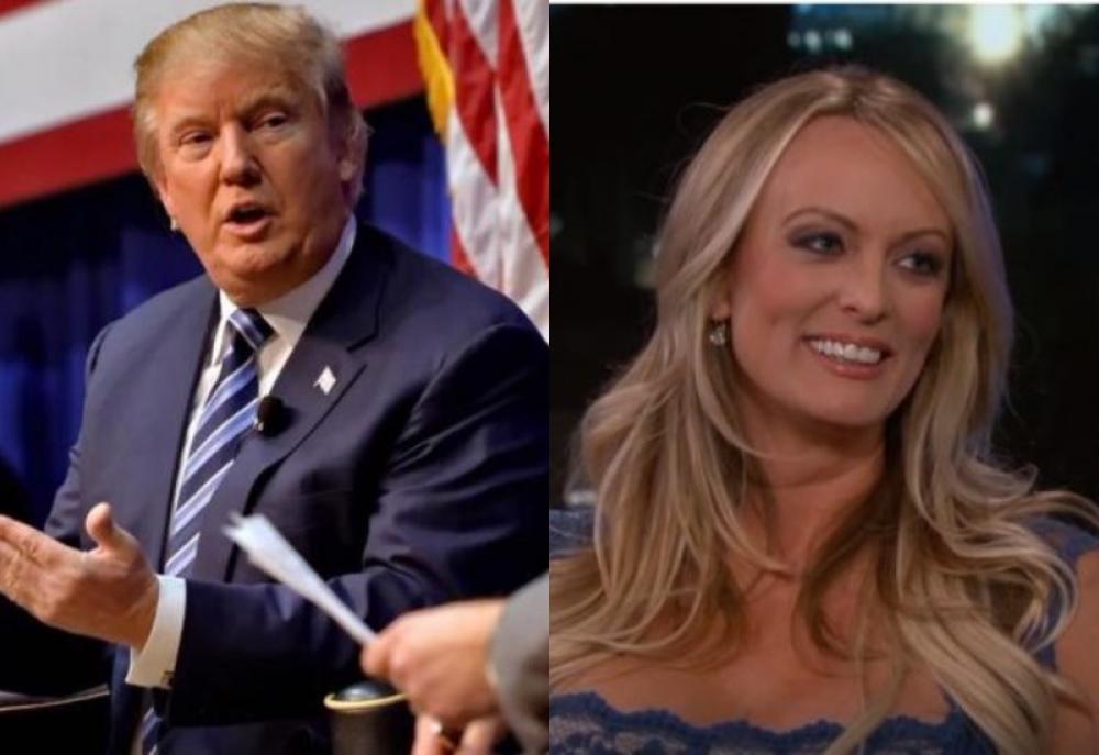 Donald Trump discloses Stormy Daniels' payment