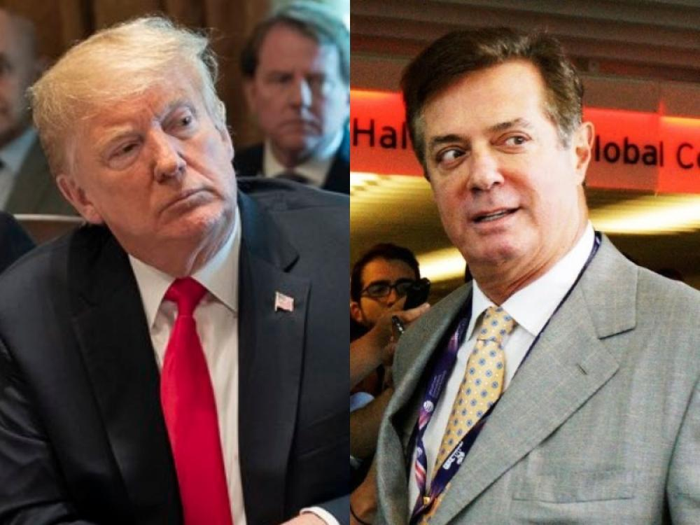 Former Trump campaign chief Manafort found guilty of fraud charges; US President alleges foul play