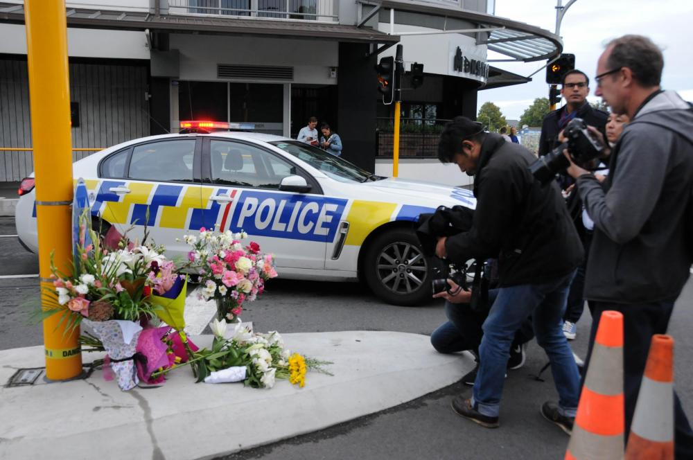 Three out of 4 people detained after New Zealand shooting have no links to attack: Police