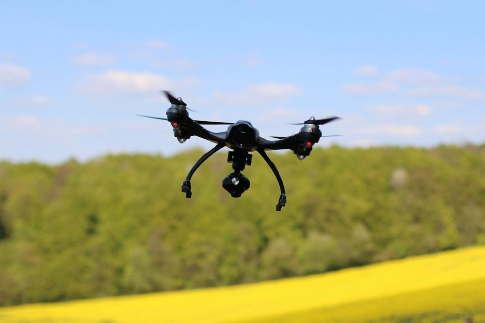 Syrian air defenses destroy drone near capital