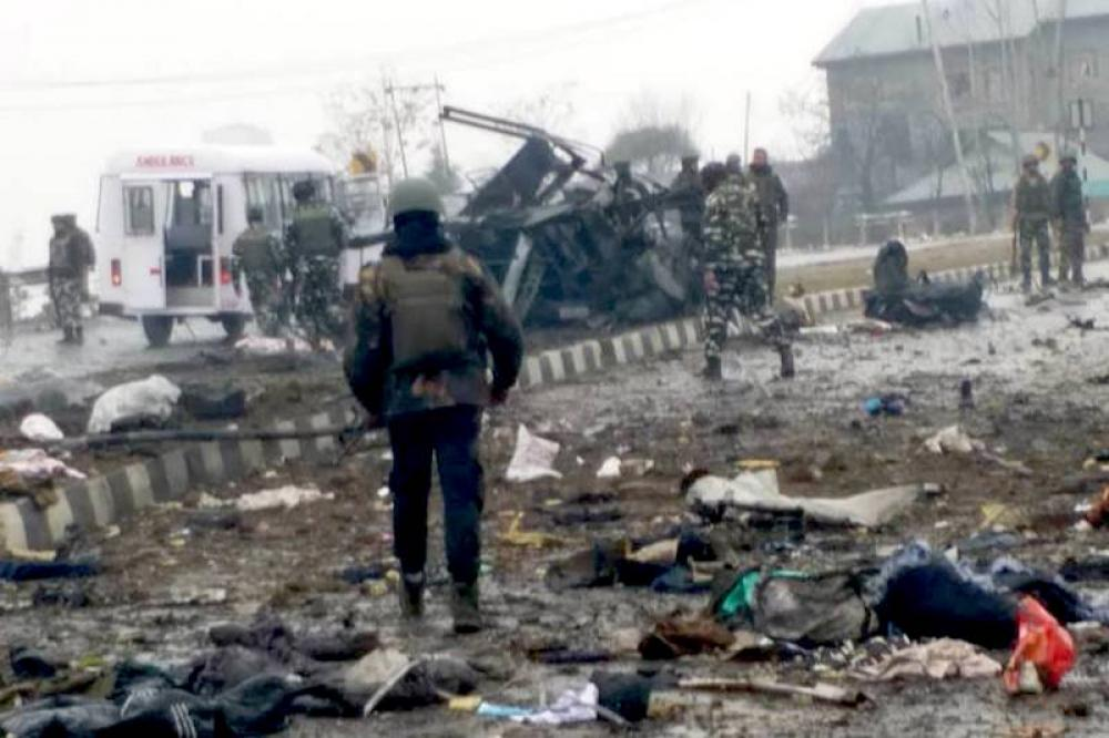 40 killed in Indian Kashmir in attack by Pakistan terrorists
