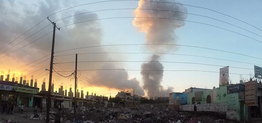 Four killed in Saudi-led airstrike in northwestern Yemen