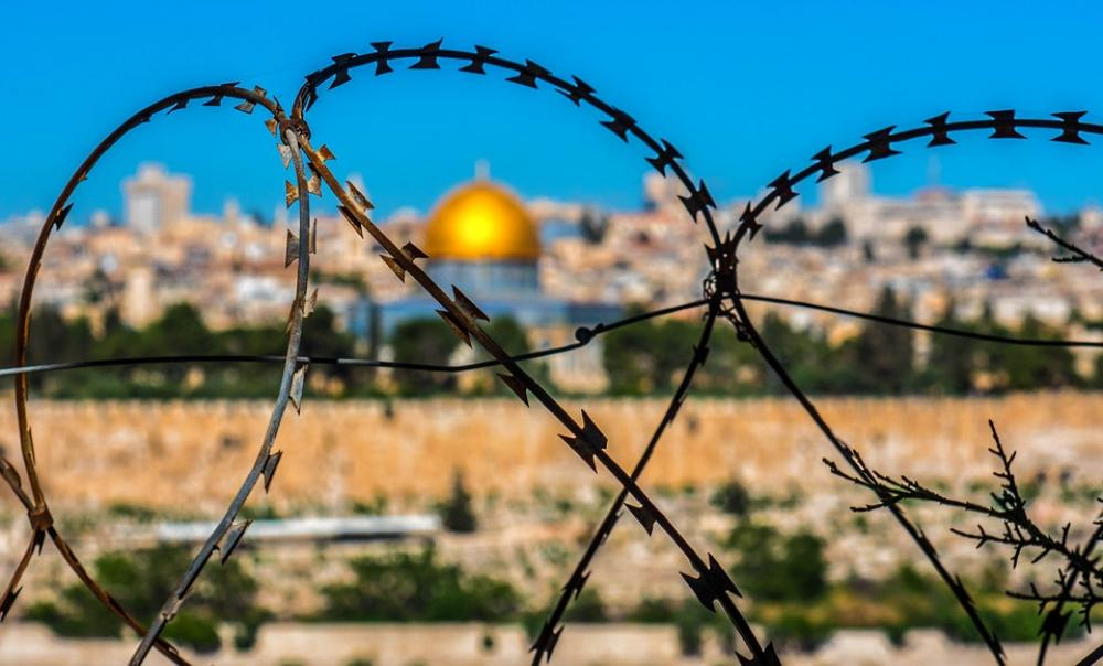 Israeli military says 5 rockets launched from Gaza toward Israel