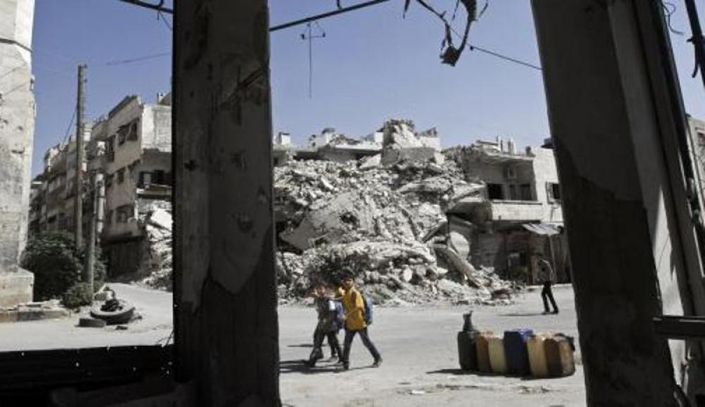 Chemical attack claims aimed at curbing Syrian military anti-terrorism Efforts: Damascus